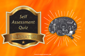 Narrator Self Assessment Quiz