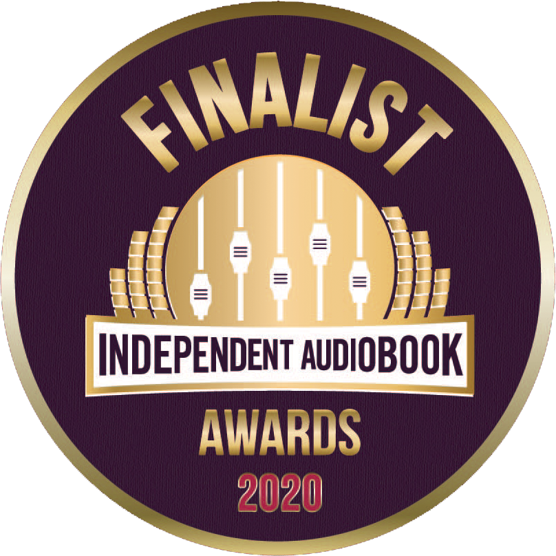 2020 Independent Audiobook Awards logo